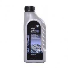Моторно масло BMW High Power Special 10W-40 - 1 л. с гарантиран произход от е-масла!