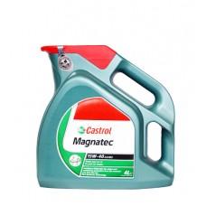 Моторно масло CASTROL MAGNATEC  15W-40   4 л. с гарантиран произход от е-масла!
