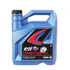 Моторно масло ELF COMPETITION 700 STI 10W-40   4 л. с гарантиран произход от е-масла!