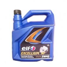 Моторно масло ELF EVOLUTION NF 5W-40  5 л. с гарантиран произход от е-масла!