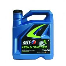 Моторно масло ELF EVOLUTION SXR 5W-30   5 л. с гарантиран произход от е-масла!