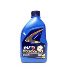 Моторно масло ELF EVOLUTION SXR 5W-40   1 л. с гарантиран произход от е-масла!