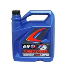 Моторно масло ELF 700 TURBO DIESEL 10W-40   4 л. с гарантиран произход от е-масла!