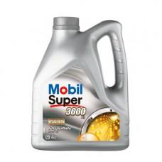 Моторно масло MOBIL Super 3000 X1 5W-40   4 л. с гарантиран произход от е-масла!