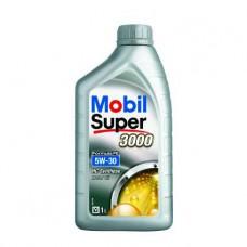 Моторно масло MOBIL SUPER 3000X1 FE 5W-30   1 л. с гарантиран произход от е-масла!