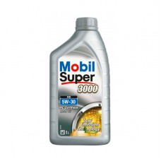 Моторно масло MOBIL SUPER 3000 XE 5W-30   1 л. с гарантиран произход от е-масла!