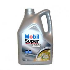 Моторно масло MOBIL SUPER 3000 XE 5W-30   5 л. с гарантиран произход от е-масла!
