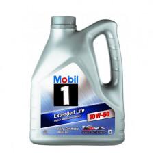 Моторно масло MOBIL 1 EXTENDED LIFE  10W-60   4 л. с гарантиран произход от е-масла!