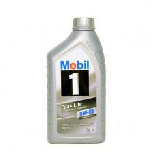 Моторно масло MOBIL 1 RALLY FORMULA / PEAK LIFE 5W-50   1 л. с гарантиран произход от е-масла!