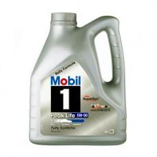 Моторно масло MOBIL 1 RALLY FORMULA / PEAK LIFE 5W-50   4 л. с гарантиран произход от е-масла!