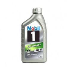 Моторно масло MOBIL 1 FUEL ECONOMY FORMULA 0W-30   1 л. с гарантиран произход от е-масла!