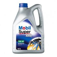 Моторно масло MOBIL SUPER 1000 X1 15W-40   5 . с гарантиран произход от е-масла!