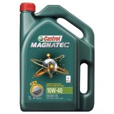 Моторно масло CASTROL MAGNATEC  10W-40   5 л. с гарантиран произход от е-масла!