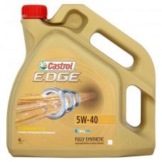 Моторно масло CASTROL EDGE DIESEL TITANIUM FST 5W-40   4 л. с гарантиран произход от е-масла!