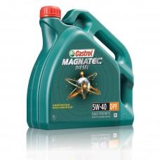 Моторно масло CASTROL MAGNATEC DIESEL 10W-40   4 л. с гарантиран произход от е-масла!