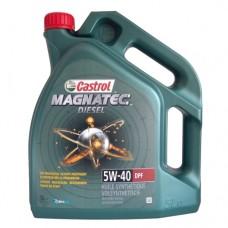 Моторно масло CASTROL MAGNATEC  5W-40 C3   5 л. с гарантиран произход от е-масла!