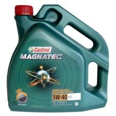 Моторно масло CASTROL MAGNATEC  5W-40 C3   4 л. с гарантиран произход от е-масла!