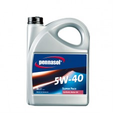 Моторно масло PENNASOL SUPER PACE 5W-40   5 л. с гарантиран произход от е-масла!