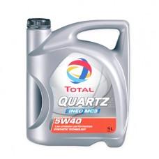 Моторно масло TOTAL QUARTZ INEO MC3 5W40 5 л. с гарантиран произход от е-масла!