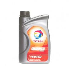 Моторно масло TOTAL QUARTZ 5000 15W-40  1 л. с гарантиран произход от е-масла!