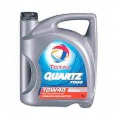 Моторно масло TOTAL QUARTZ Diesel 7000 10W-40   4 л. с гарантиран произход от е-масла!