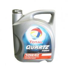 Моторно масло TOTAL QUARTZ Diesel 7000 10W-40   5 л. с гарантиран произход от е-масла!