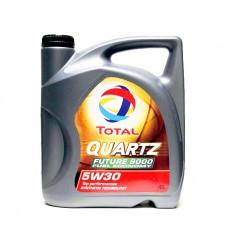 Моторно масло TOTAL QUARTZ 9000 FUTURE 5W30 4 л. с гарантиран произход от е-масла!