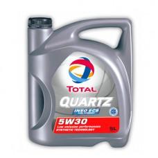 Моторно масло TOTAL QUARTZ INEO ECS 5W30 5 л. с гарантиран произход от е-масла!