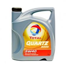 Моторно масло TOTAL QUARTZ 9000 5W-40   5 л. с гарантиран произход от е-масла!