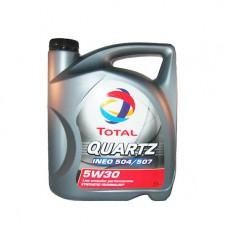 Моторно масло QUARTZ INEO 504/507 5W30  5 л. с гарантиран произход от е-масла!